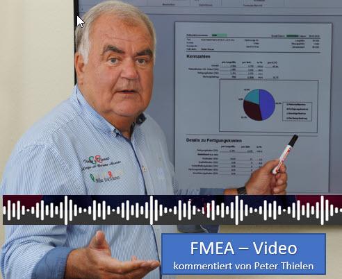Video FMEA Fehlermachbarkeitseinflussanalyse