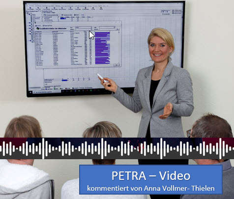 Video Software PETRA Schulungsplaner