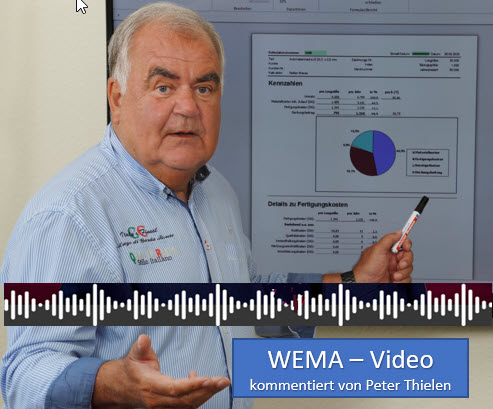 Video Software WEMA Werkzeugmanagement